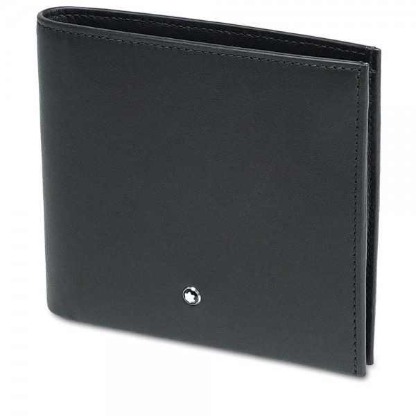 MONTBLANC - My Montblanc Nightflight Brieftasche 8 cc 118276 in schwarz