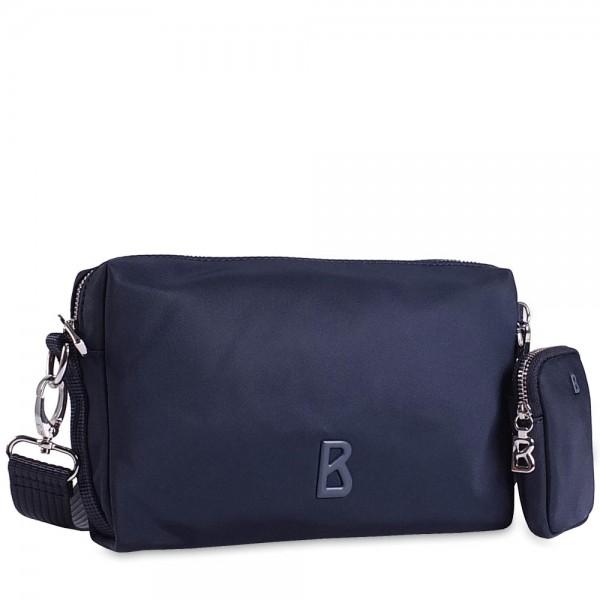 Bogner - Verbier Play Pukie Shoulderbag SHZ in blau