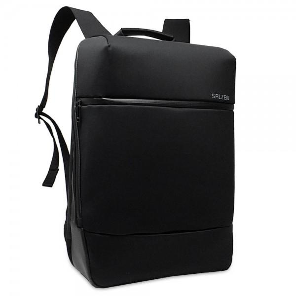 SALZEN - Neo Suit Sharp Business Backpack ZEN-SHA-Neo-Suit in schwarz