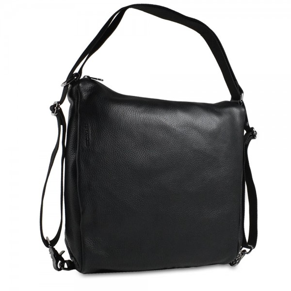 Mellow Leather Hobo Bag FZT72