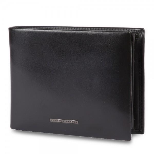 Porsche Design - Classic Wallet 7 in schwarz