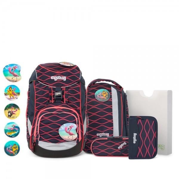 ergobag - Lumi Edition Pack Set in mehrfarbig