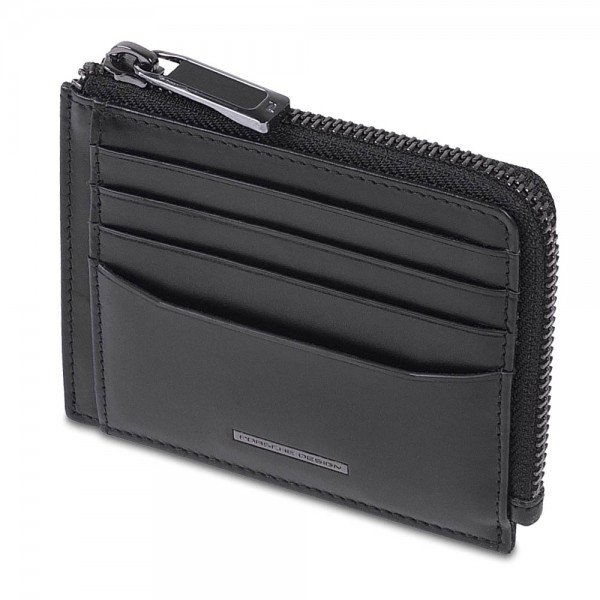 Classic Wallet 11 with Zipper