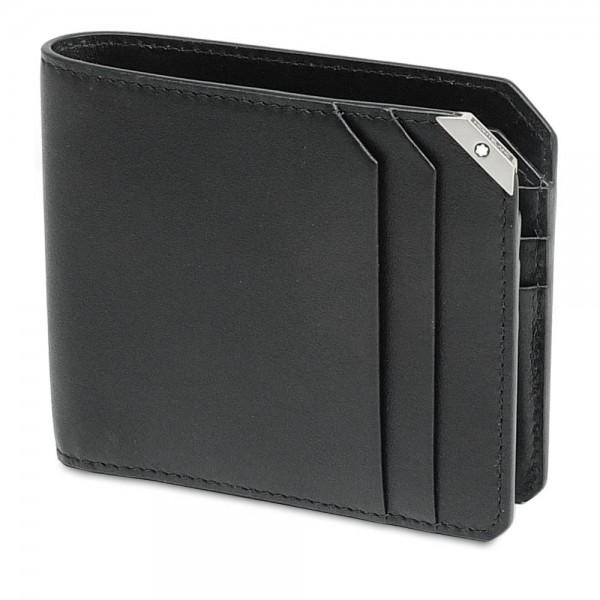 MONTBLANC - Meisterstück Urban Brieftasche 6cc 124089 in schwarz