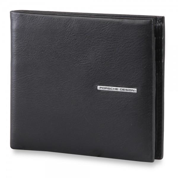 Porsche Design - Wallet H14 in schwarz