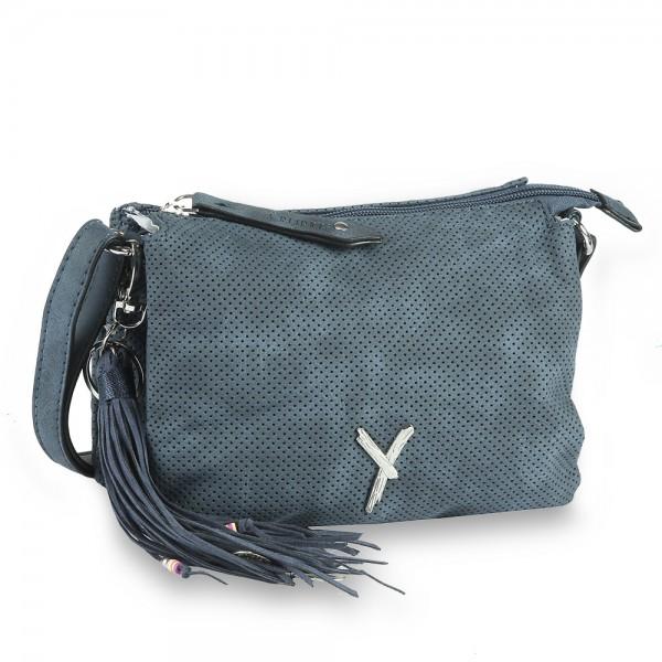Romy Handtasche mit Reißverschluss klein 11584