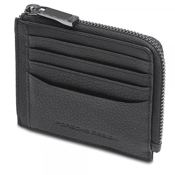 Business Wallet 11 with Zipper