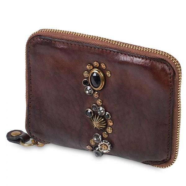 Wallet Cow.+Bella Di Notte Studs-P/D C002060ND X1445