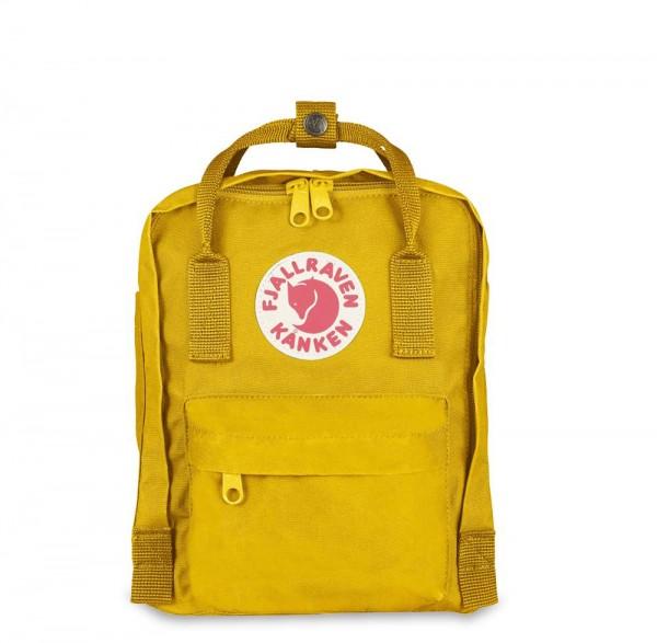 Fjällräven - Kanken Mini 23561 in gelb