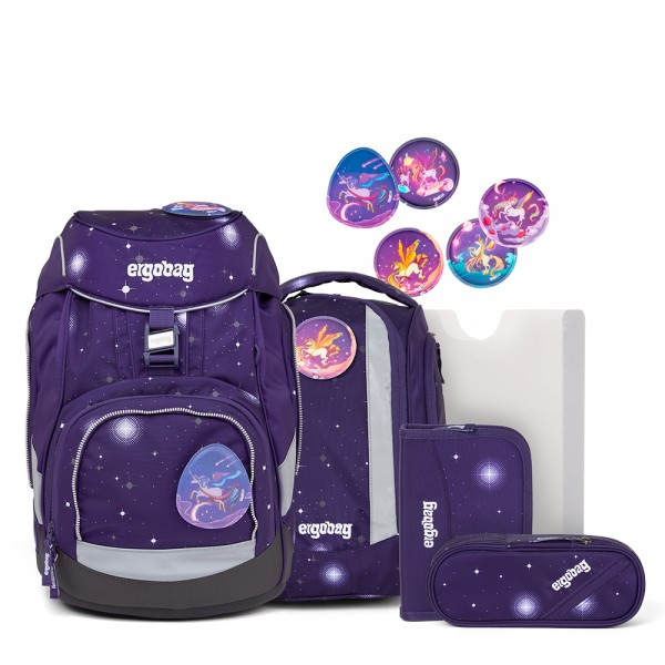 Pack GALAXY GLOW Edition SET 6tlg Bärgasus Glow