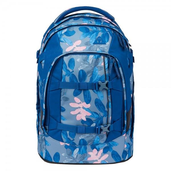 satch - pack Schulrucksack Summer Soul in blau