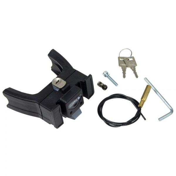 Handlebar Mounting-Set E-Bike w. Lock