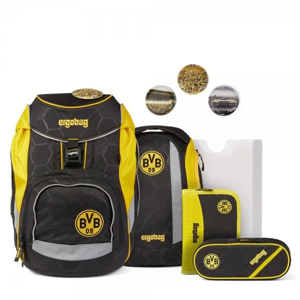 ergobag - Pack Edition Schulranzen SET 6tlg BVBär in mehrfarbig