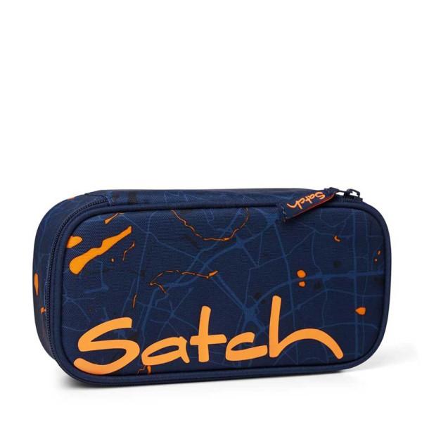 satch - Schlamperbox in blau