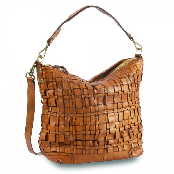 Edera Shoulder Bag multi woven C021440ND-X1822