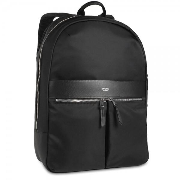 KNOMO - Mayfair Beaufort Backpack 15 Zoll 119-410 in schwarz