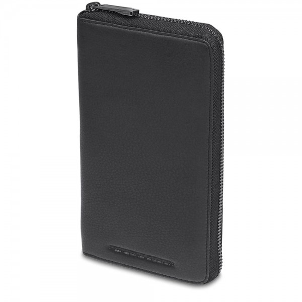 Business Wallet 15 with Zipper